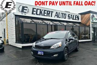 Used 2013 Kia Rio LX MANUAL WITH BLUETOOTH for sale in Barrie, ON