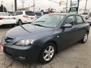 Used 2008 Mazda MAZDA3 GX l Hatch l Auto l Low Km for sale in Waterloo, ON