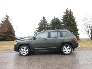 Used 2007 Jeep Compass sport 4x4 for sale in Thornton, ON