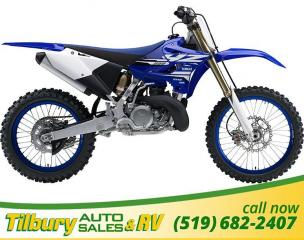 New 2018 Yamaha YZ250 (TWO STROKE) brand new! for sale in Tilbury, ON