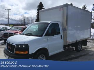 Used 2015 GMC Savana Cube 12 Pieds Boites for sale in Rivière-Du-Loup, QC