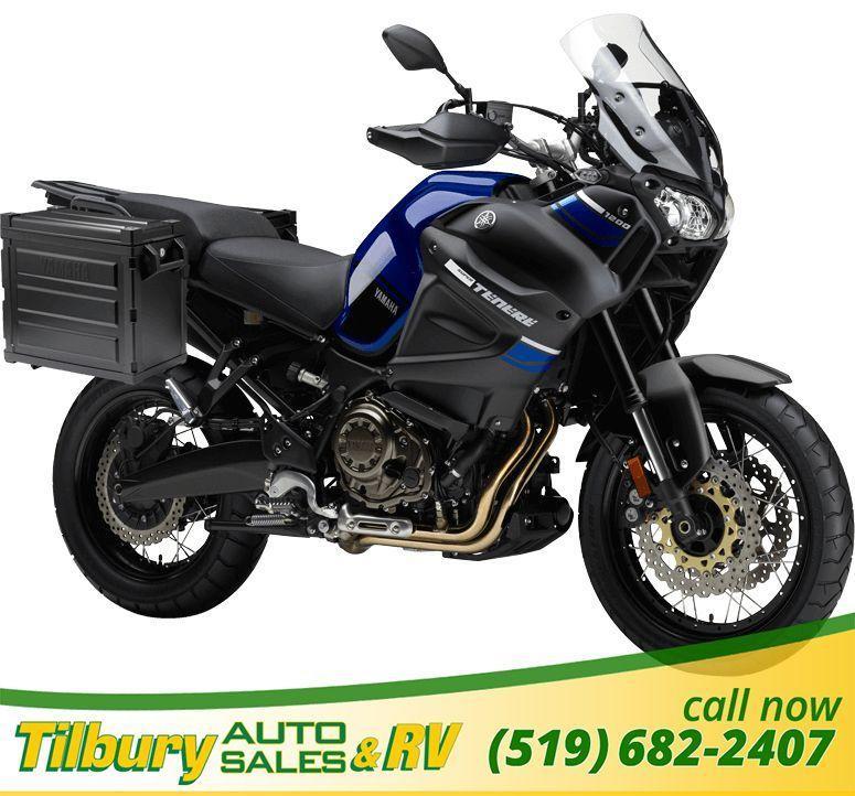 2018 Yamaha Super Tenere ABS