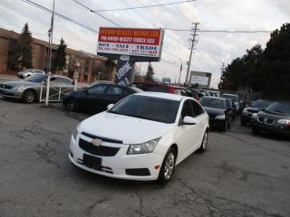 Used 2013 Chevrolet Cruze LT Turbo for sale in Scarborough, ON