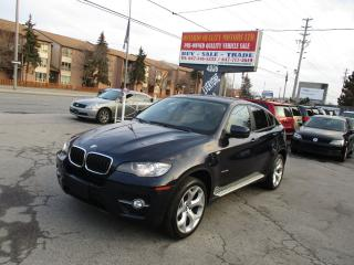 Used 2012 BMW X6 35i for sale in Scarborough, ON