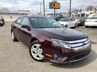 Used 2011 Ford Fusion SE for sale in Québec, QC
