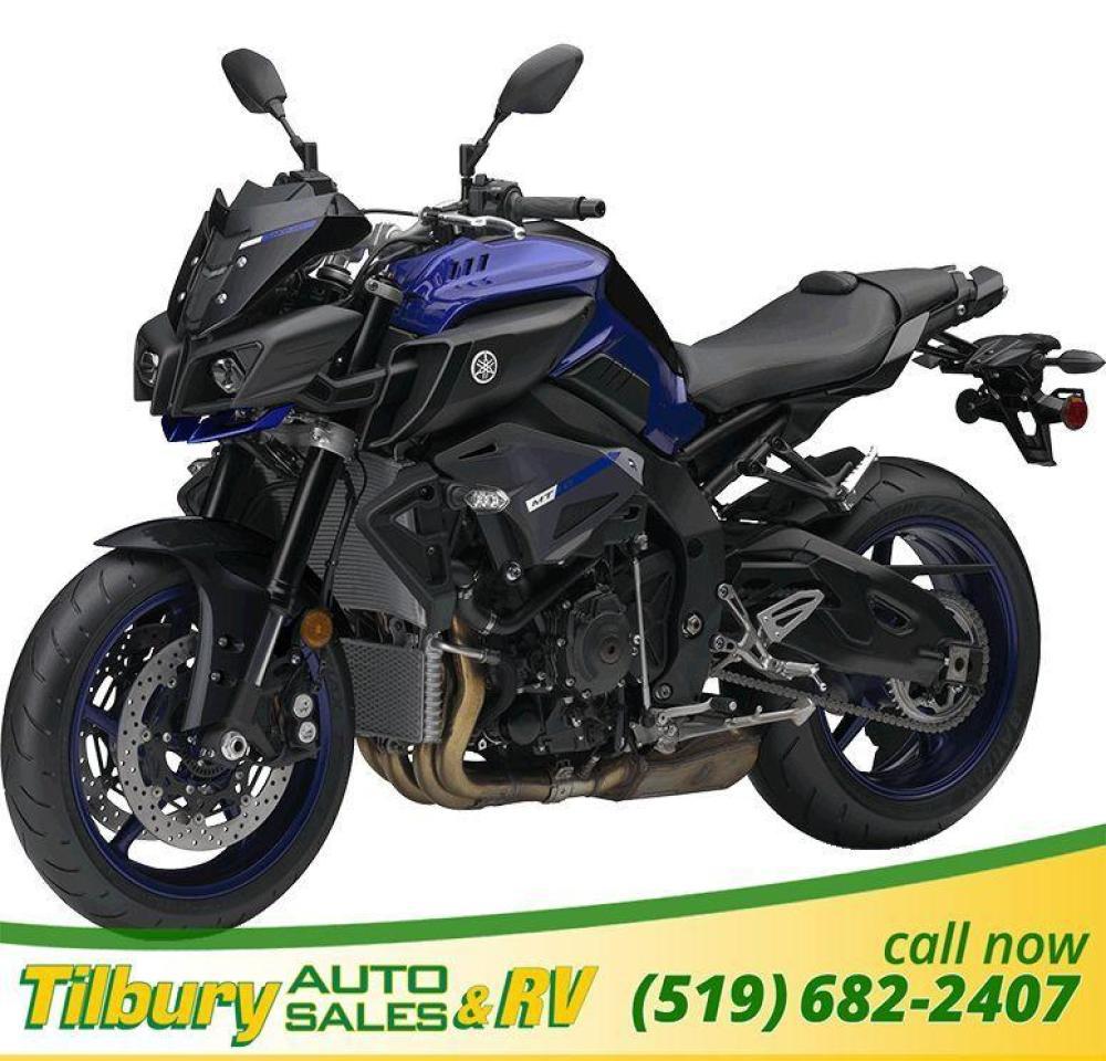 2018 Yamaha MT-10 LightWeight, 998 cc, DOHC, 16-valve