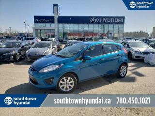 Used 2012 Ford Fiesta SE/BLUETOOTH/AC/POWER OPTIONS/ALLOY WHEELS for sale in Edmonton, AB