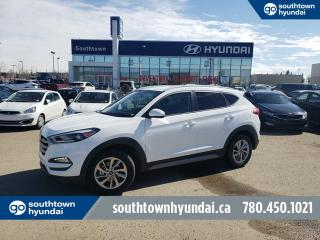 Used 2017 Hyundai Tucson PREMIUM/BLIND SPOT/HEATED SEATS/BACKUP CAM for sale in Edmonton, AB