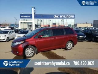 Used 2012 Toyota Sienna LIMITED/AWD/NAV/SUNROOF/LEATHER/POWER SLIDING DOOR for sale in Edmonton, AB