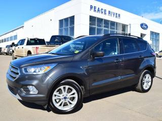 Used 2017 Ford Escape SE 4WD for sale in Peace River, AB