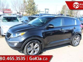 Used 2014 Kia Sportage SX LUXURY; AWD, PANO ROOF, NAV, A/C, HEATED/VENTILATED SEATS, PUSH START, BLUETOOTH for sale in Edmonton, AB