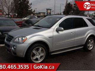 Used 2008 Mercedes-Benz ML-Class Base for sale in Edmonton, AB