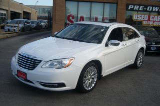 Used 2012 Chrysler 200 Limited for sale in North York, ON