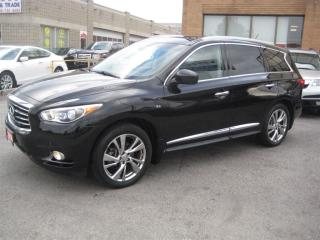 Used 2014 Infiniti QX60 NAVIGATION,DVDs,SUNROOFs, for sale in North York, ON