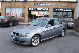 Used 2011 BMW 328 i xDrive/SUNROOF/LEATHER for sale in North York, ON
