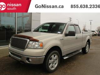 Used 2006 Ford F-150 Lariat 4x4 Super Cab Styleside 5.5 ft. box 133 in. IN AMAZING SHAPE MUST SEE! for sale in Edmonton, AB