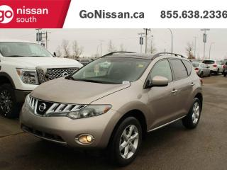 Used 2009 Nissan Murano SL 4dr All-wheel Drive, LEATHER, SUNROOF for sale in Edmonton, AB