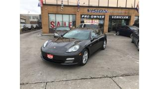Used 2010 Porsche Panamera 4S/PDK/NAVI/BACK UP CAMERA for sale in North York, ON