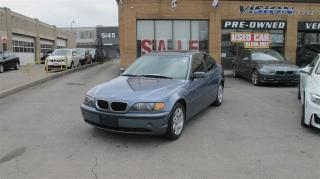 Used 2002 BMW 325 i/HARMON KARDON/CLEAN CAR PROOF/SUNROOF for sale in North York, ON
