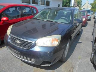 Used 2006 Chevrolet Malibu Berline 4 portes LT for sale in Sorel-Tracy, QC