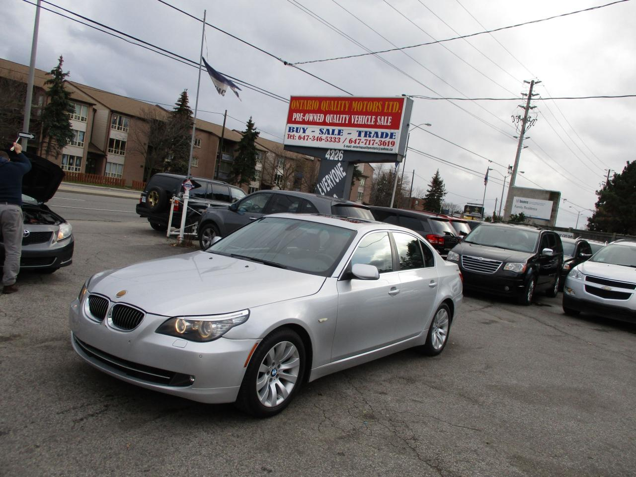 Used 2008 Bmw 5 Series 528i For Sale In Toronto Ontario