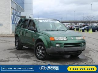 Used 2003 Saturn Vue 4DR SUV FWD V6 for sale in Vaudreuil-dorion, QC