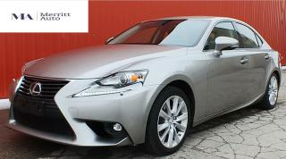 Used 2015 Lexus IS 250 LUXURY AWD for sale in London, ON