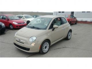 Used 2012 Fiat 500 Pop for sale in Saint-jerome, QC