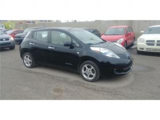 Used 2011 Nissan Leaf for sale in Saint-jerome, QC