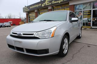 Used 2008 Ford Focus SE LOW KMs/COUPE/CLEAN for sale in Oakville, ON