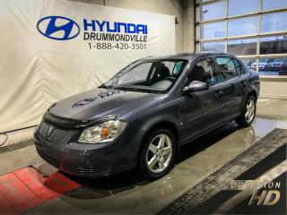 Used 2009 Pontiac G5 SE + BERLINE + MANUELLE for sale in Drummondville, QC