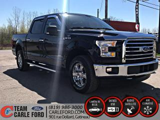 Used 2017 Ford F-150 Ford F-150 XLT SuperCrew 2017, Caméra de for sale in Gatineau, QC