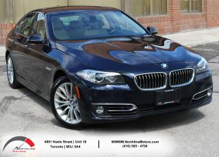 Used 2014 BMW 5 Series 528i xDrive|Navigation|360 Camera|Sunroof for sale in North York, ON