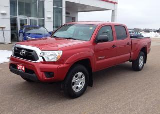 Used 2014 Toyota Tacoma SR5 Power Pkg for sale in Renfrew, ON