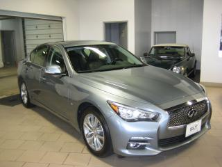 Used 2014 Infiniti Q50 Premium for sale in Markham, ON