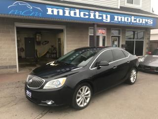 Used 2013 Buick Verano Turbo for sale in Niagara Falls, ON