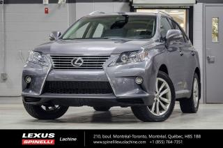 Used 2015 Lexus RX 350 Awd; Cuir Toit for sale in Lachine, QC