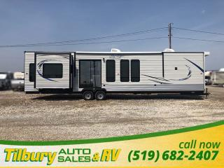 New 2019 HY-LINE HY44 IKDN PARK MODEL!!! TRAVEL-TRAILER for sale in Tilbury, ON