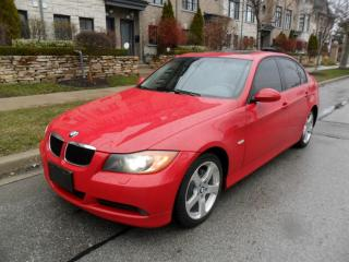 Used 2007 BMW 3 Series 328XI, AWD, ROOF, LEATHER, NEW BRAKES for sale in Etobicoke, ON