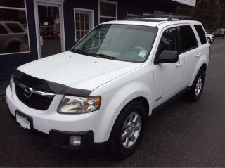 Used 2008 Mazda Tribute GS for sale in Parksville, BC