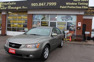 Used 2008 Hyundai Sonata GL Premium CLEAN/SUNROOF/CRUISE for sale in Oakville, ON