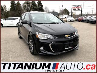 Used 2017 Chevrolet Sonic LT-RS+Camera+Sunroof+Heated Power Seats+R.S.+B.T.+ for sale in London, ON