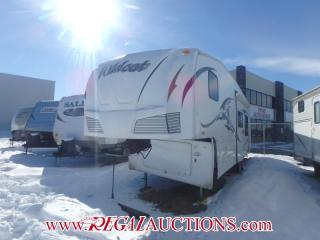 Used 2009 Forest River WILDCAT 28RKSB  FIFTH WHEEL for sale in Calgary, AB