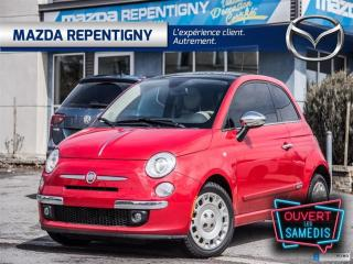 Used 2012 Fiat 500 Lounge Condition for sale in Repentigny, QC