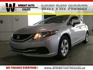 Used 2015 Honda Civic LX|HEATED SEATS|BACKUP CAMERA|79,231 KMS for sale in Cambridge, ON