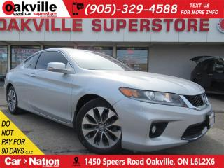 Used 2013 Honda Accord EX | CRUISE | BT | B/U CAM | HTD SEATS | SUNROOF for sale in Oakville, ON