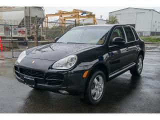 Used 2005 Porsche Cayenne Loaded! Coquitlam Location 604-298-6161 for sale in Langley, BC
