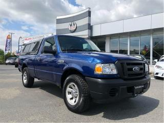 Used 2009 Ford Ranger 4CYL 5Speed Great Running Truck for sale in Langley, BC