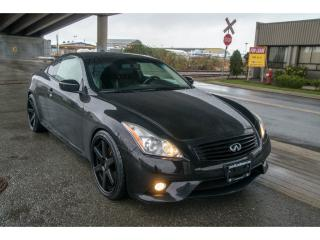 Used 2009 Infiniti G37 Sport for sale in Langley, BC