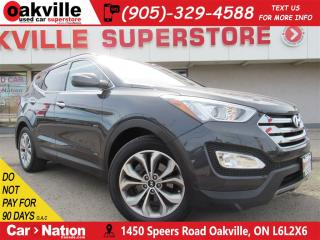 Used 2015 Hyundai Santa Fe Sport 2.0T Limited | LEATHER | B/U CAM | PANO ROOF for sale in Oakville, ON